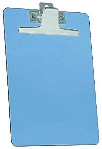 Prancheta Acrimet 920 premium prendedor metalico meio oficio pequena