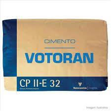 Cimento Votoran CP2 50 Kg Todas as Obras