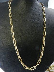 Corrente Cartier Triangulo Ouro 18K 15 Gramas OCA