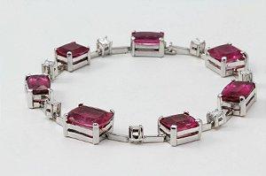 PULSEIRA PINK TOURMALINE DIAMOND PRINCE