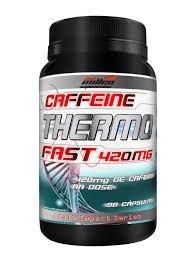 Cafeína Therma Pro - 90 cápsulas - NewMillen
