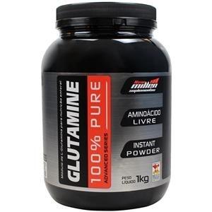 L-Glutamina 100% Pura  - New Millen
