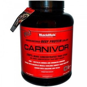 Carnivor 4lbs Musclemeds