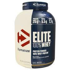 Elite Whey Protein 5 LB - Dymatize