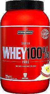 Whey Protein 100% pure integralmedica