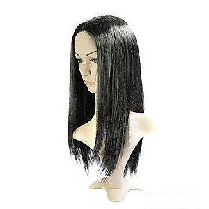 Peruca Full Lace 50cm 100% Natural Cabelo Humano