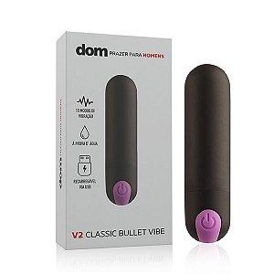 DOM - Super Bullet V2 Recarregável