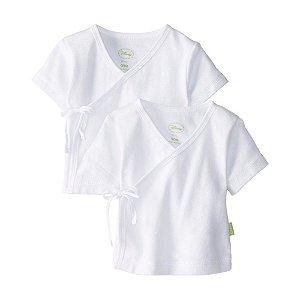 Disney - Camisetas Brancas (Kit 2 peças)