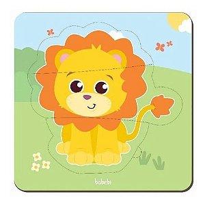 Quebra-Cabeça Baby Leão