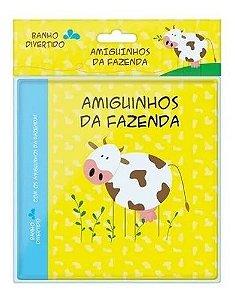Livro de Banho Amiguinhos da Fazenda