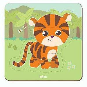 Quebra-Cabeça Baby Tigre