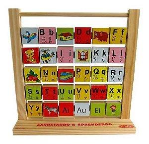 Aprenda o alfabeto (Associando e Aprendendo)