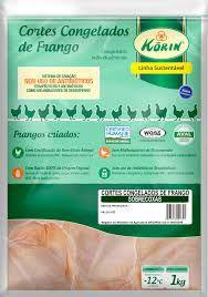 Sobrecoxa Korin Linha Sustentável - 1 kg
