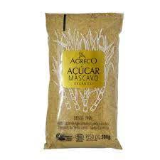 Agreco Açúcar mascavo orgânico Agreco - 500g