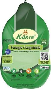 Frango Inteiro Orgânico Congelado - und pesando 2.200 kg