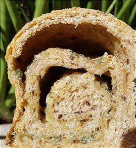 Pão Integral com Gorgonzola 450g