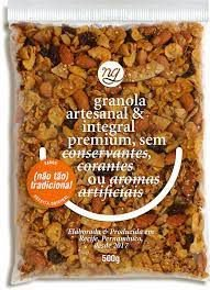 Granola Artesanal naniGrani- 500g