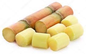 Cana de Açúcar Descascada - pct 500g