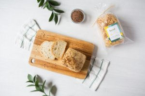 Pão Natural Sem Glúten - 500g