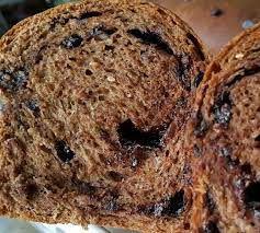Pão Integral com Chocolate (60g de recheio) - 450g