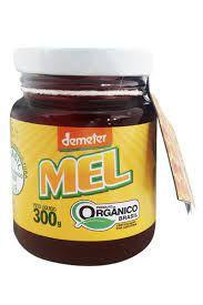 Mel de Abelha Biodinâmico Florada Marmeleiro - 300g