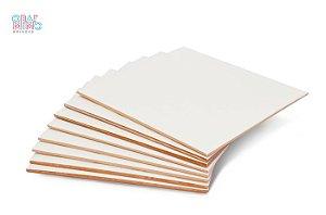 Azulejo Resinado para Sublimação 10x10 50 und