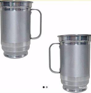Caneca em Alumínio  para Sublimação 750 ml 75un
