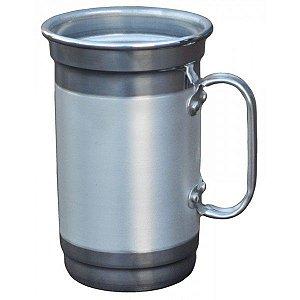 Caneca em Alumínio para Sublimação 650 ml