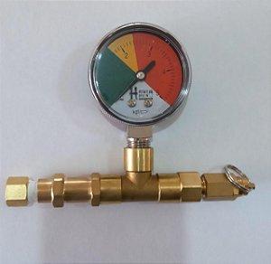 Valvula de Alivio Regulavel para Conectores Ball/Pin