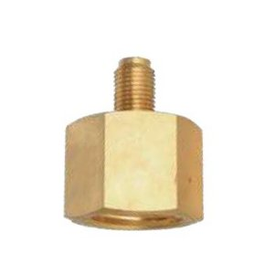 "Adaptador  para mini reguladoras 3/8""- cilindro"