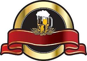 Arte de Rótulo para Cerveja Artesanal - 139