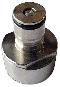 Conector para Carbonatação na Extratora