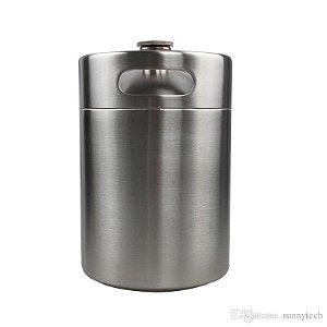 Growler Inox Mini Keg 5l