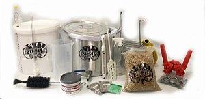 Kit Equipamentos BIAB - 10L Standard + Kit Kolsch