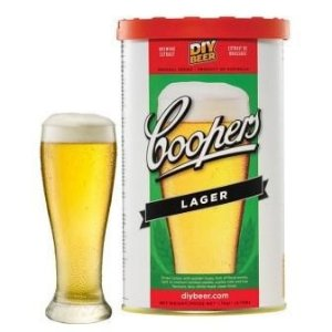 Beer Kit Coopers Lager - 23l