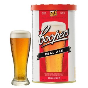Beer Kit Coopers Real Ale - 23l