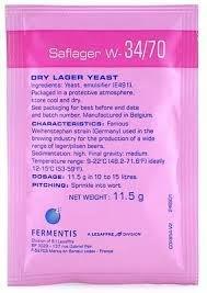 Fermento / Levedura Fermentis W 34/70