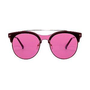 Óculos de Sol Feminino Redondo