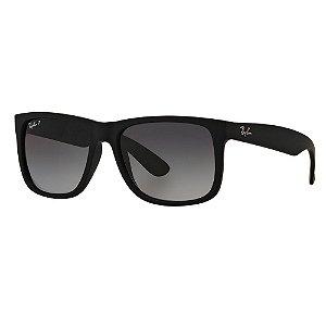 Óculos de Sol Quadrado Masculino Justin Clássico Ray Ban