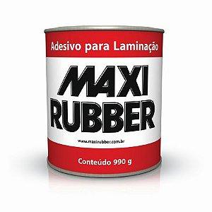ADESIVO PARA LAMINAÇÃO 990gr - MAXIRUBBER