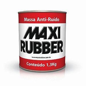 MASSA ANTI RUIDO 1,3kg - MAXIRUBBER