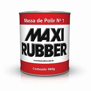 MASSA DE POLIR N1 980G MAXIRUBBER