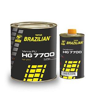 Verniz 7700 HG + Catalisador - BRAZILIAN