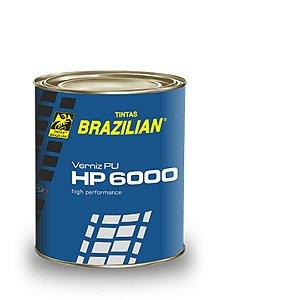 VERNIZ PU BICOMP. 6000 750ml + End. 150ml - BRAZILIAN