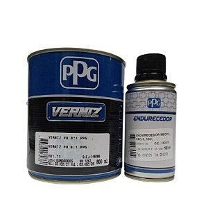 VERNIZ PU V81 0,800ml + End. 100ml - PPG