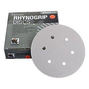 DISCO HOOKIT RHYNOGRIP WHITE LINE - INDASA