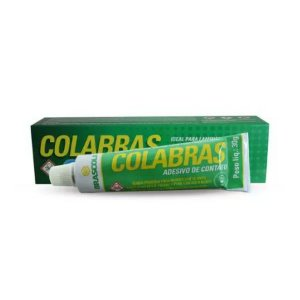 ADESIVO COLABRAS CX 16 BISNAGA  30G