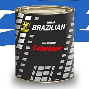 BASE POLIESTER AZUL ASTRAL PEROLADO FIAT 2000 900ml - BRAZILIAN