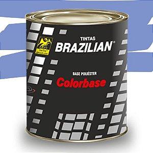 BASE POLIESTER AZUL CEZANE PEROLADO GM 95 900ml - BRAZILIAN
