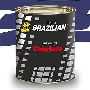 BASE POLIESTER AZUL CLASSICO PEROLIZADO VW 96 900ml - BRAZILIAN